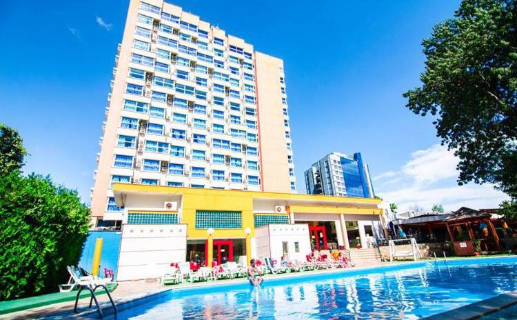 Hotel Majestic - statiunea Olimp