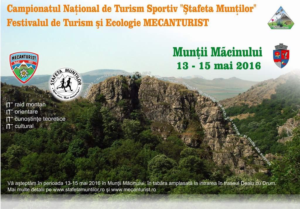 Festivalul de Turism şi Ecologie MECANTURIST 2016