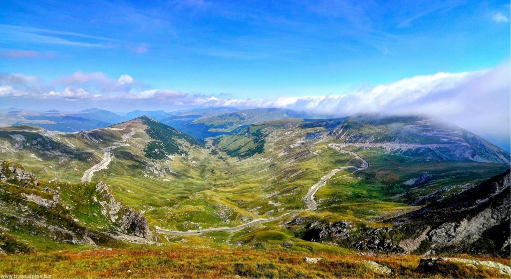 Transalpina deschisa oficial din 15 August 2015