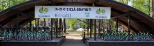 Biciclete gratuite in parcurile Herastrau si Kiseleff din Bucuresti