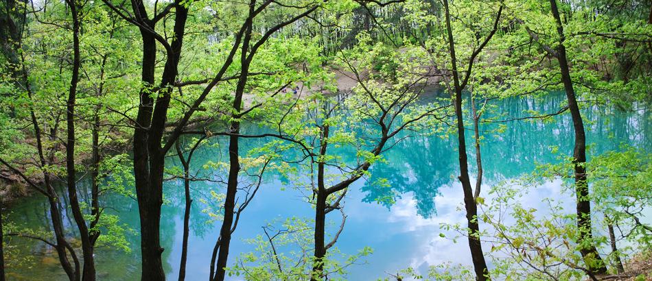 Lacul Albastru din Maramures va fi introdus în circuitul turistic