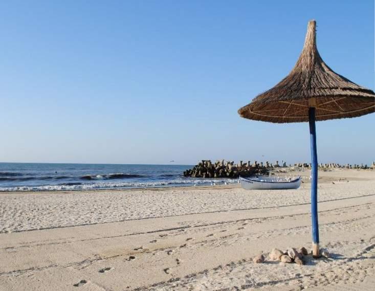Plajele de pe litoral, largite