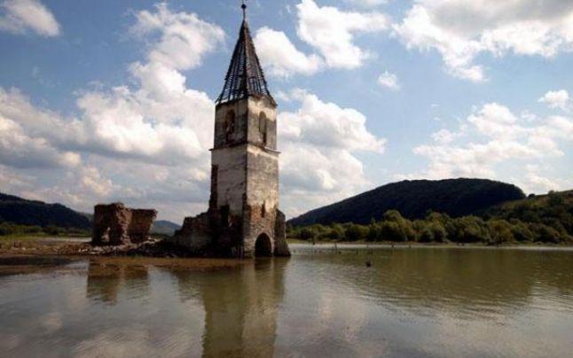 Povestea satului Bezid scufundat de comunişti