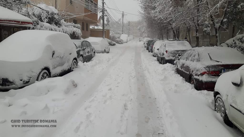 Scolile si gradinitele din Capitala si din judetele Ilfov, Ialomita, Calarasi si Giurgiu, inchise luni 18 ianuarie 2016