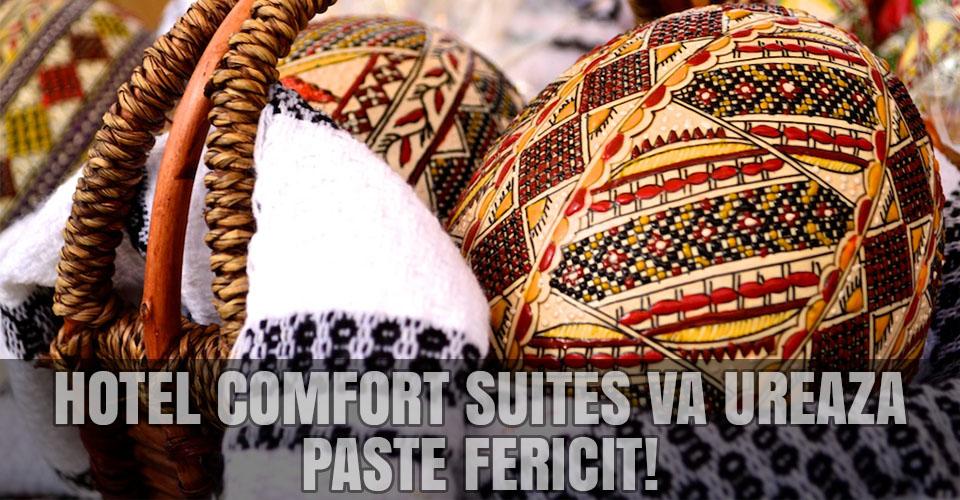 Oferta Paste Predeal 2016 – Hotel Comfort Suites