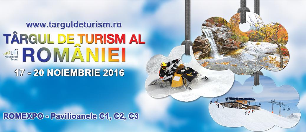 Targul de Turism al Romaniei 17-20 Noiembrie 2016