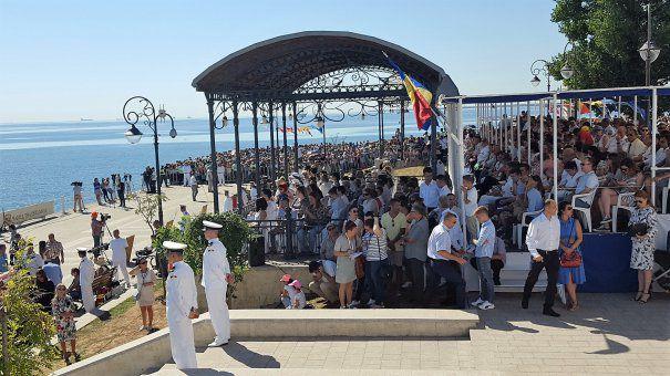 Programul festivităților de Ziua Marinei – 15 August 2017