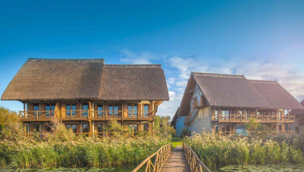 Pachet turistic Craciun 2017 in Delta Dunarii, 3 nopti cazare, 2 persoane, camera dubla, Green Village Resort