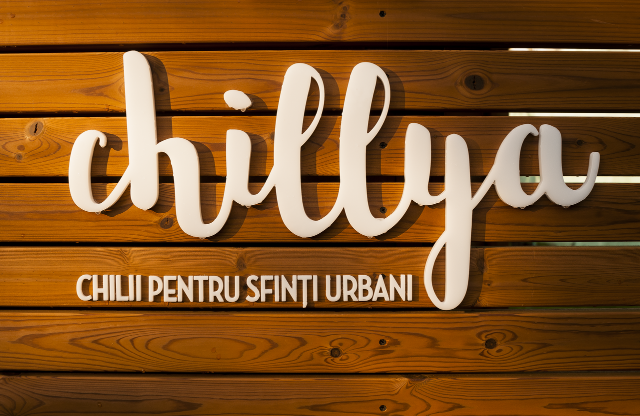 Chillya - chilii pentru Sfinti Urbani