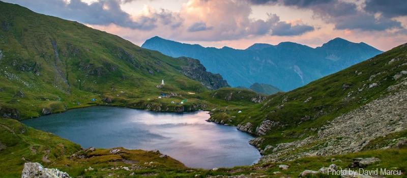 Povești și lacuri în Munții Făgăraș