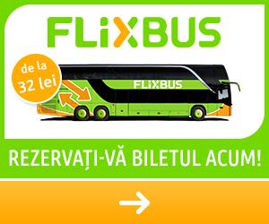 Bilete Autocar FLIXBUS