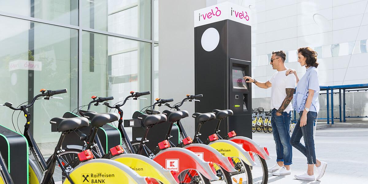 I'Velo Urban – primul serviciu automatizat de bike-sharing din București