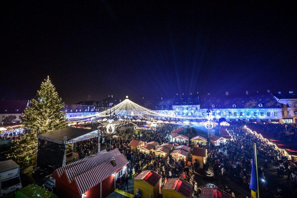 Târgul de Craciun Sibiu 2018