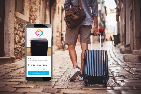 Smart Baggage – Aplicatia care verifica daca bagajul de mana iti va fi acceptat in avion