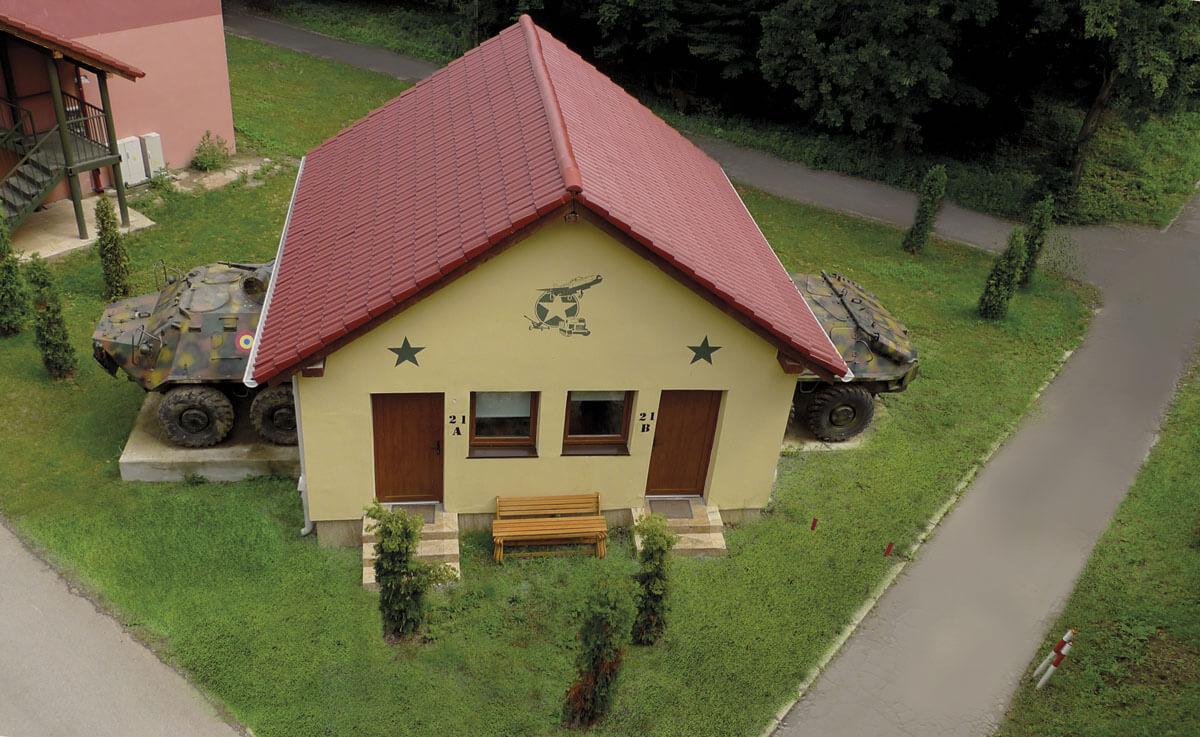 Arsenal Park Transilvania - cel mai mare parc tematic din Romania