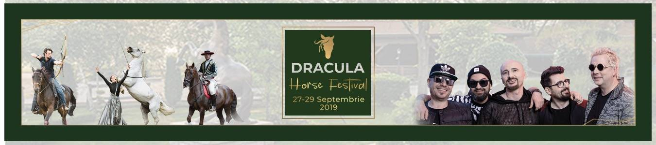 Dracula Horse Festival – Domeniului Dracula Danes