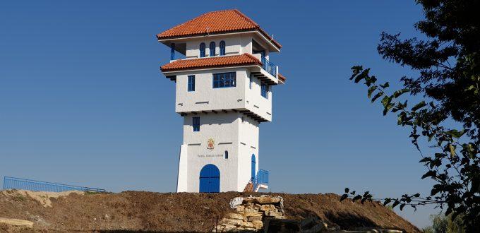 Turnul Soarelui Comana